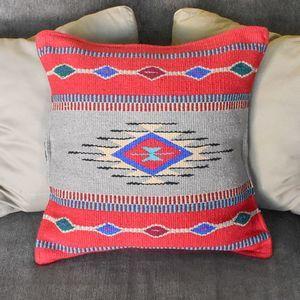 Azteca Pillow Cover Fall Boho Home Decor